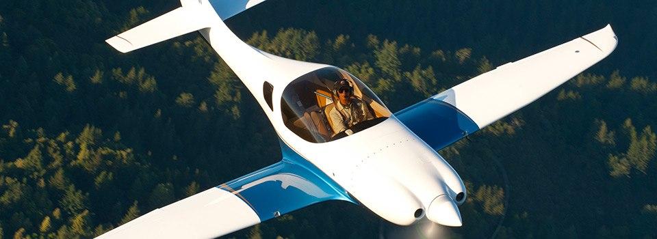 Lancair Legacy Aircraft