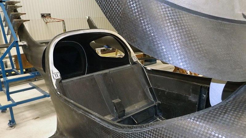 """Reno Racer"" Carbon/Carbon Legacy Kit"