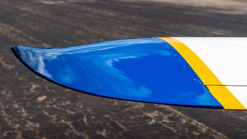 "Lancair ES-R 'Mako"" Wingtip"